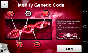 Modify-genetic-code